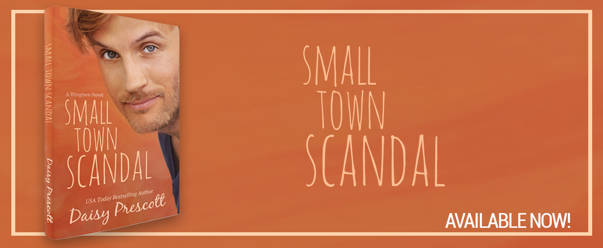 Release Day Blitz: Small Town Scandal by Daisy Prescott @Daisy_Prescott @InkSlingerPR