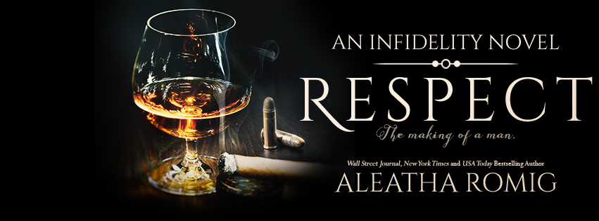 Review & Excerpt Tour: Respect – An Infidelity Stand-alone Novel  By Aleatha Romig @AleathaRomig @InkSlingerPR