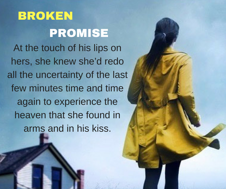 Release Day Review: Broken Promise by Tara Thomas @tarasueme @MacmillanUSA